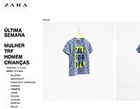 Zara Boy - Tshirt California