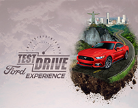 TEST DRIVE 2017 // FORD EXPERIENCE
