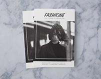Fashione - Indesign Fashion Magazine Template