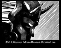 Black Samurai (Storyboard)
