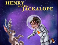 Henry and the Jackalope: A Children's Tale