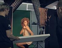 Kalendarz magazynu Zwierciadło -film z sesji zdjęciowej