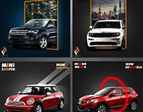 social media car agency
