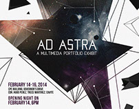 Ad Astra : A Multimedia Portfolio Exhibit