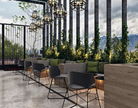 Nice Cafe Design