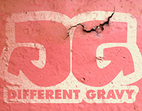 Different Gravy - Brand Identity