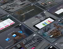 Slides Design Resources: Huge Free UI Kit