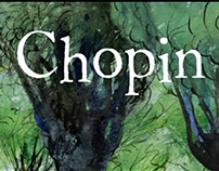 "Animated film ""Сhopin"", 2014"