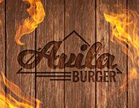 Avila Burger - Re-diseño de identidad