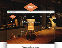 Craft Coffee Revolution—Online Presence
