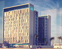 student accommodation, Dubai