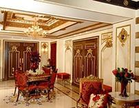 Luxurious Classic House (UAE)