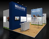 Eurotier Booth Visualization