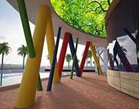 Concept Art for Ceilings   Srushti Creative