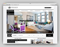 VodaBauer Website Design