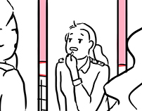 'Kantoi' film animatics/storyboard