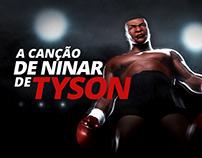 A canção de ninar de Tyson