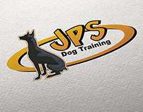 JPS Dog Training // Brand Identity