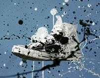 Converse - Chucks + Tie Dye