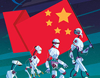 China leading the way in tech