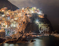 A Postcard from Cinque Terre