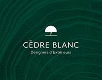 CÈDRE BLANC - Designers d'Extérieurs