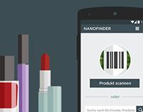 Nanofinder