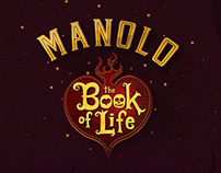 Manolo - The Book of Life Illustration