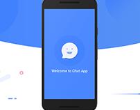 Chat Mobile App Concept