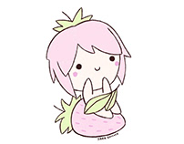 Strawberrie Lady