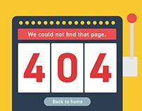 404 Animation