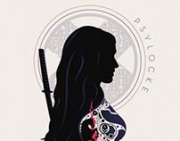 Xmen Apocalypse Psylocke for Vue Cinema