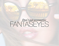 Fantaseyes (Misc Eyewear & Display Design)