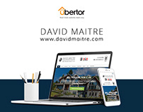 David Maitre Web Design