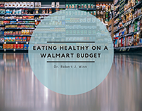 Eating Healthy on a Walmart Budget
