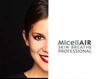 MicellAIR Skin Breathe Professional