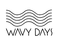 Wavy Days Surf Logo