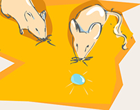 """Karolcia"" Children's Book Illustration"