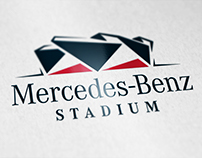 Mercedes-Benz Stadium Identity