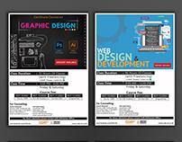 A4 szie Poster Design