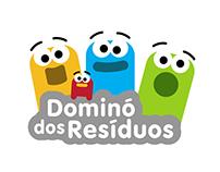 Jogo Dominó dos Resíduos_Game Domino Waste