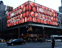 NYC Motion Graphics Screens