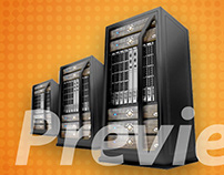 Websites Banner Web hosting website banner