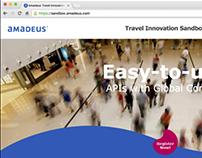 UX Benchmark - Amadeus