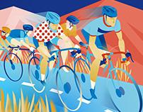 Van In - Sport illustrations