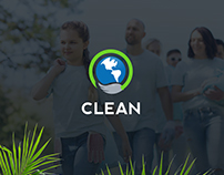 Clean - Branding & Website Design