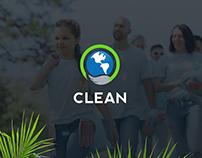 Clean - Branding & Website Design