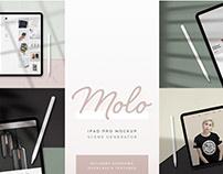 Molo - iPad Pro Scene Creator