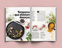 Food Spreads: Saúde Mag
