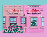 Illustration - Les Affaires
